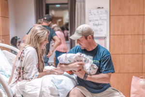 Kaydyn Harlows Birth Story