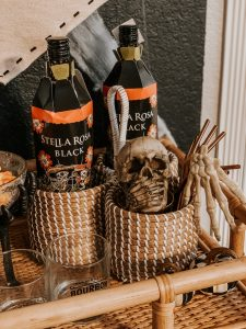 Stella Rosa Halloween Wine Bottles