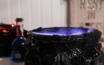 DIY Magic Cauldron